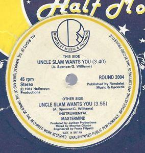 Uncle Slam Wants You!